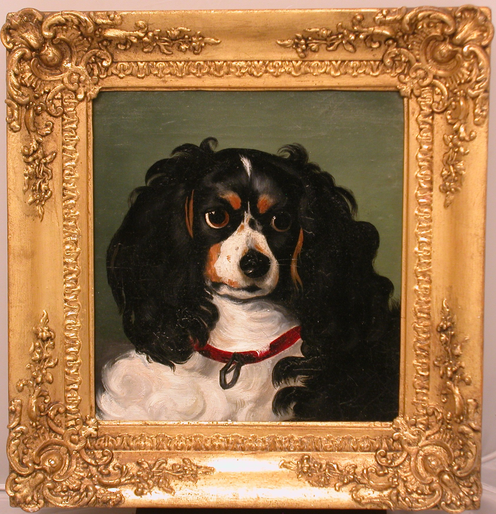 Click to see full size: Cavalier by Landseer