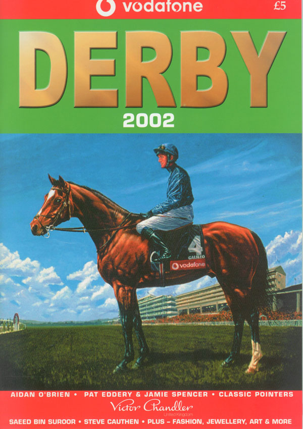 Click to see full size: Derby 2002 Front Cover