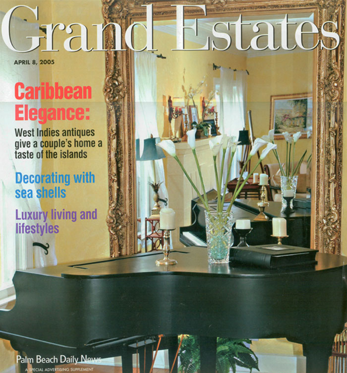 Click to see full size: Grand Estates - April 2005 - Front Cover
