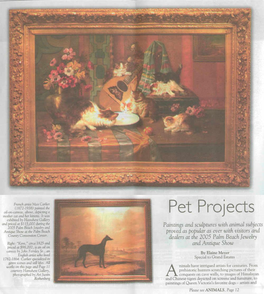 Click to see full size: Grand Estates - April 2005 - Page 1